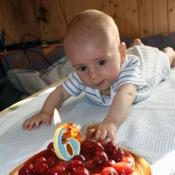 proč ten dort dali tak daleko