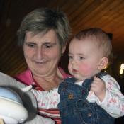 s babičkou Maruškou