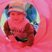 prolejzačka v tunelu