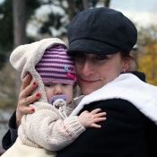 Magda s tetou