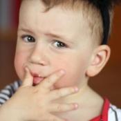 Utřít pusu od drobků
