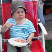 Ochutnal jsem dort od tety Martiny