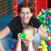 S mamkou v balonkárně