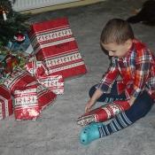 to mám ale dárků