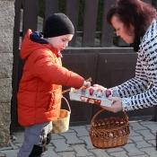 Zásobník vajíček tety Martiny