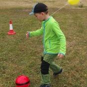 míčové dovednosti
