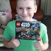 Lego, paráda
