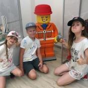 Lego panáček v životní velikosti