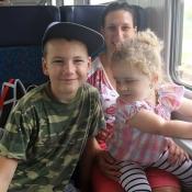 Ve vlaku do Veselí nad Lužnicí