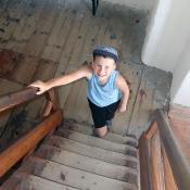 Výšlap na věž